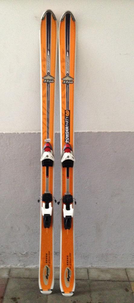 Tourenski 188cm Dynastar Legend 8800
